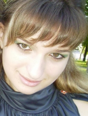 Elya from Ukraine 26 y.o.