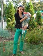 Fatima,<br> 29 y.o. from<br> Ukraine