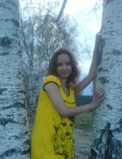 Aza from Ukraine 46 y.o.