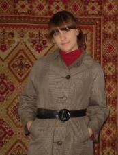 Marfa from Ukraine 34 y.o.