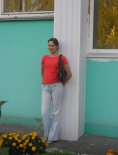 Ainura from Ukraine 47 y.o.