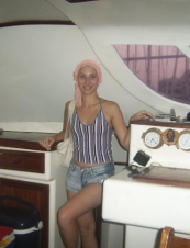 Jasmina from Ukraine 59 y.o.
