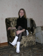 Alina from Russia 38 y.o.