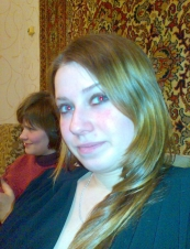 Cornelia from Ukraine 31 y.o.