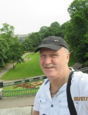 George Marshall,<br> 57 y.o. from<br> USA