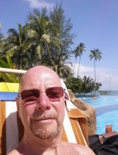 Michael Webster,<br> 55 y.o. from<br> UK
