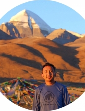 Tenzin Norbu from China 36 y.o.